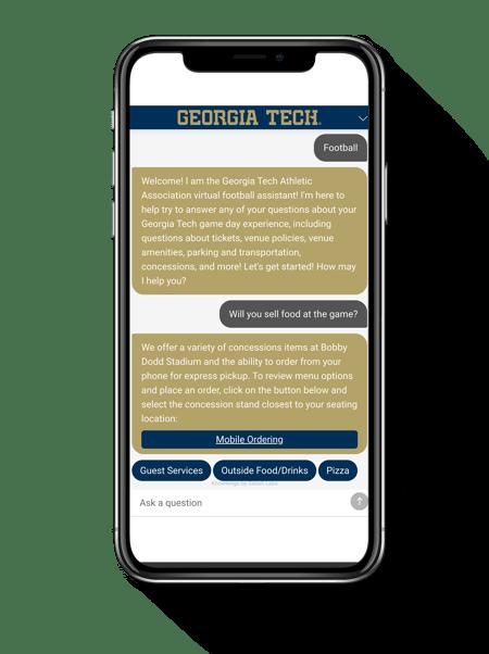 Georgia Tech_food q